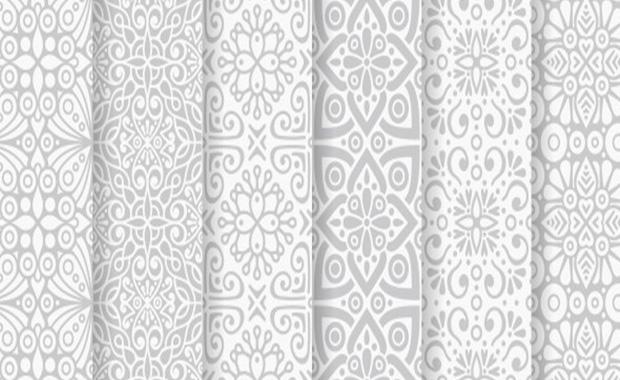 wedding pattern background