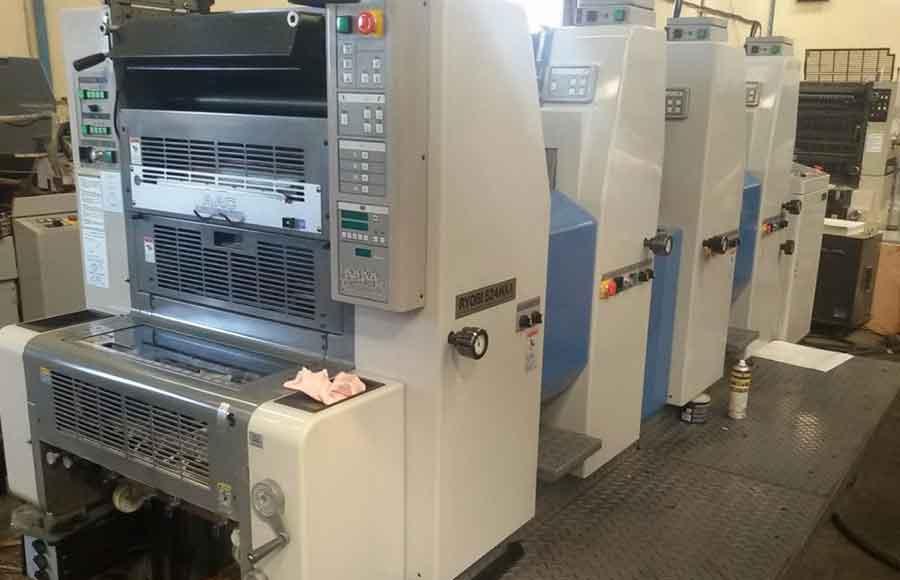 pengertian cetak offset (offset printing)