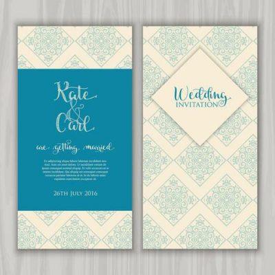 download template undangan pernikahan keren