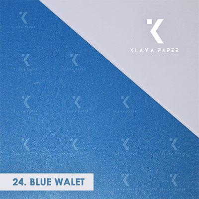 blue walet