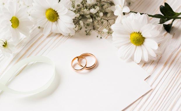 tukar cincin nikah