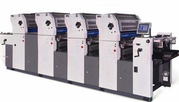 mesin cetak offset
