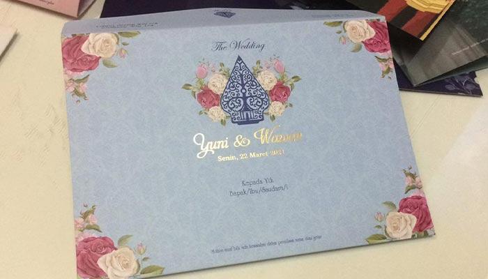 cetak undangan pernikahan murah jakarta timur
