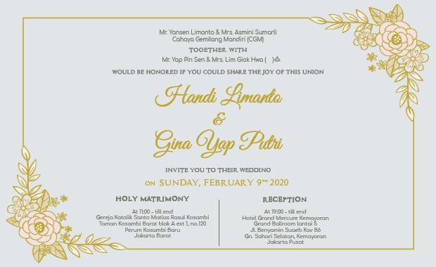 isi undangan dalam bahasa inggris