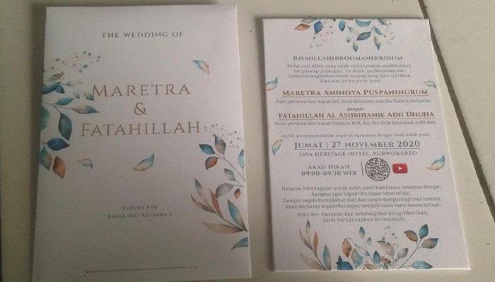 contoh undangan pernikahan jakarta timur